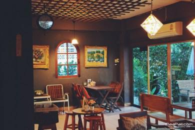 """เที่ยวเมืองเก่า…จิบกาแฟที่ """"Wiwa House Cafe"""""""