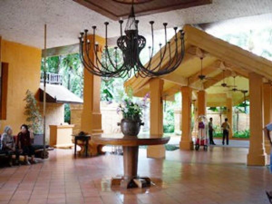 แมริออท รีสอร์ท แอนด์ สปา (Pattaya Marriott Resort & Spa) ที่พักพัทยา ชลบุรี